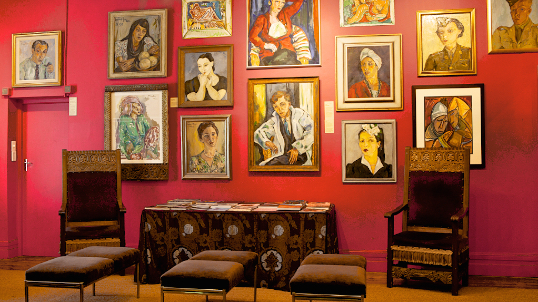 See beautiful works of art at the Irma Stern Museum