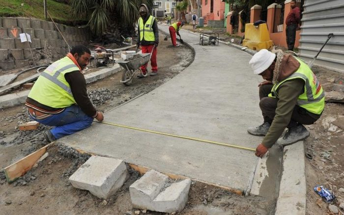 City improves Hout Bay infrastructure