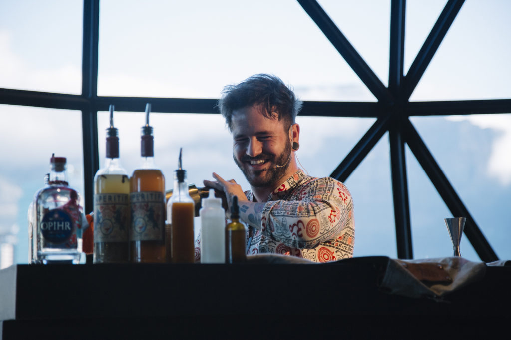 SA mixologist to compete internationally