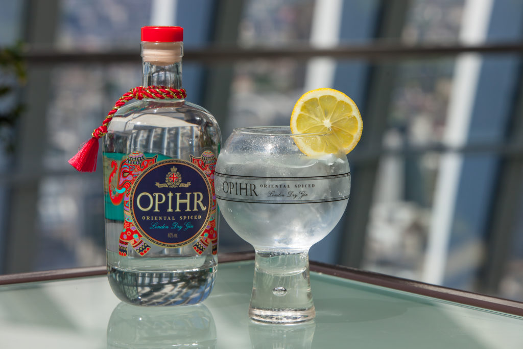 Win: An Opihr Gin giftpack (closed)