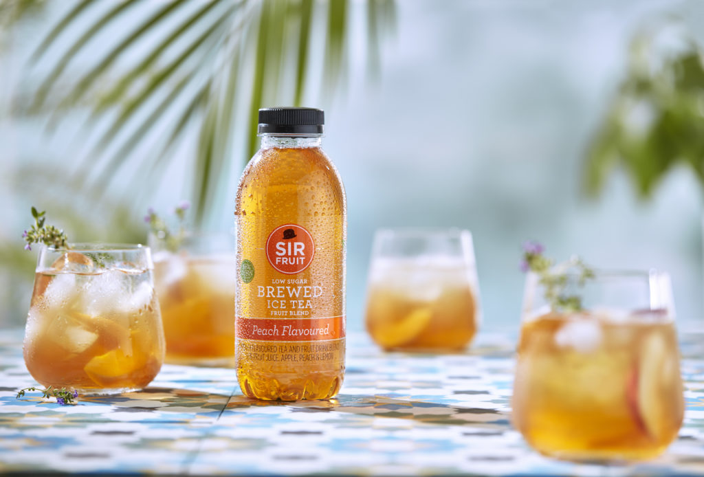 WIN: A month's supply of Sir Fruit ice tea (Closed)