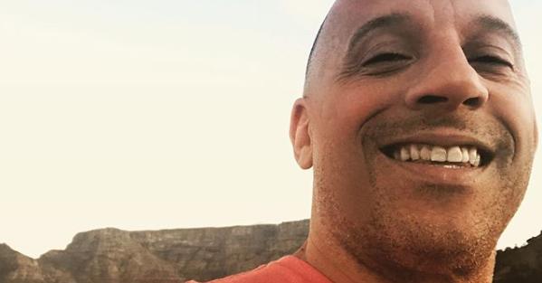 Vin Diesel films in the Cape