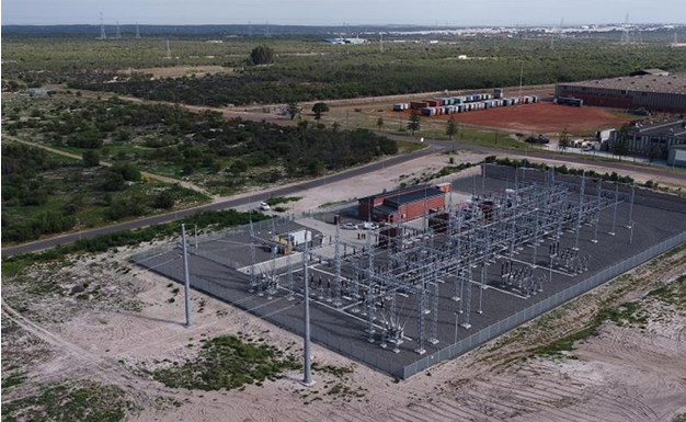 New electricity substation doubles capacity