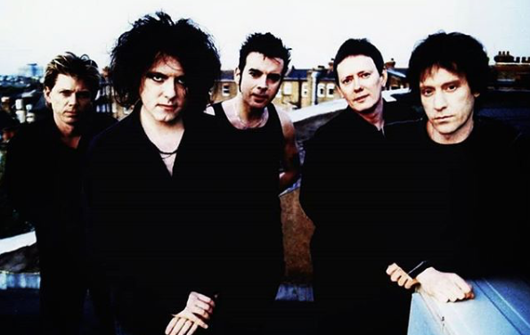 Catch The Cure live in Cape Town