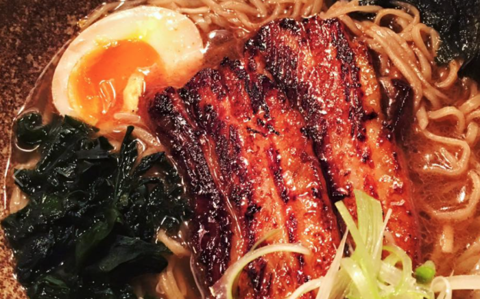 5 Places to satisfy your ramen craving