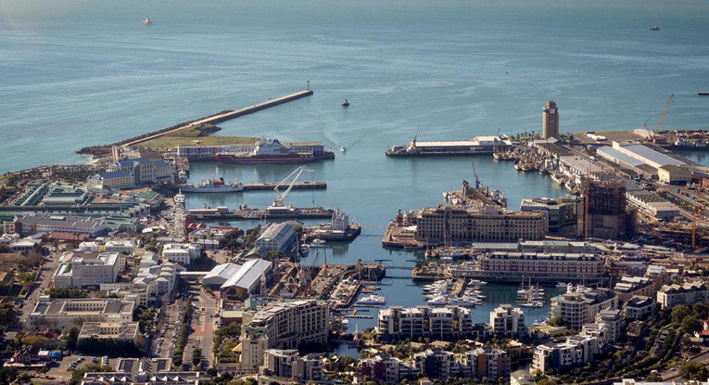 All Cape Town desalination plants online
