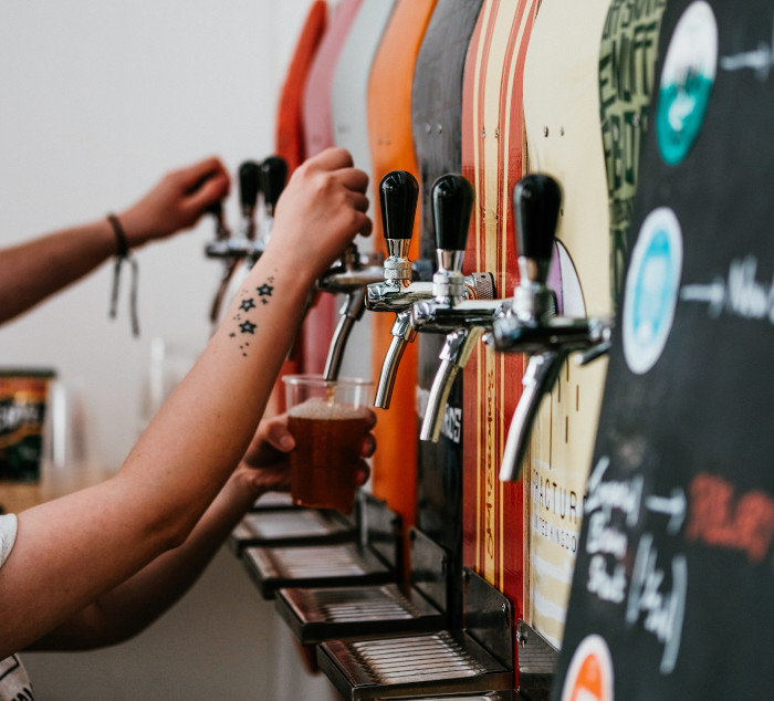 10 Craft beer spots in the Cape