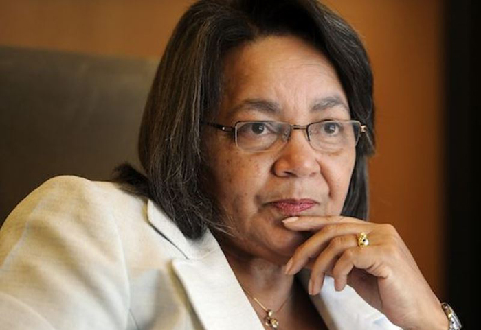 Patricia De Lille resign as Mayor