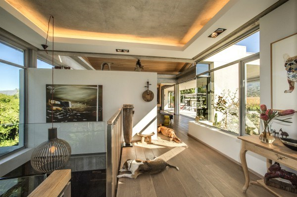Architectural masterpiece in Constantia up for sale