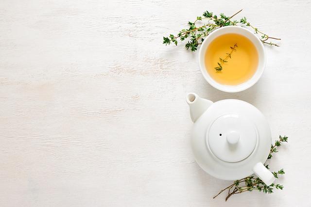 Porcelain and Herbal Tea Class