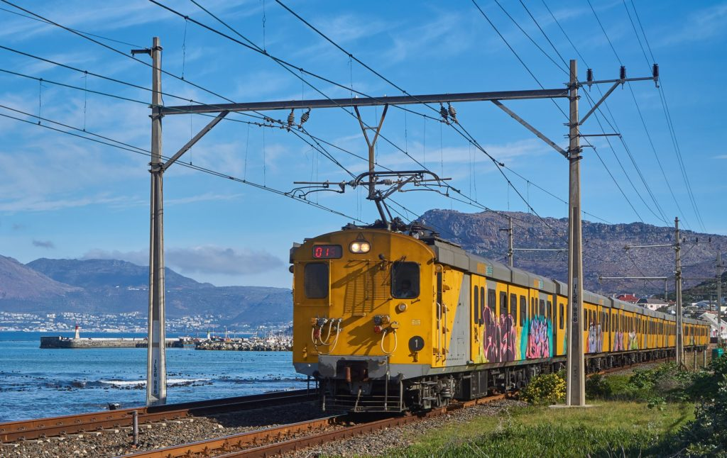 R100 000 reward for train arson information