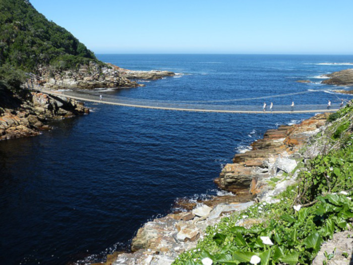 Garden Route National Park offers free access