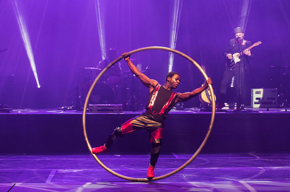 A Journey Beyond with Zip Zap Circus
