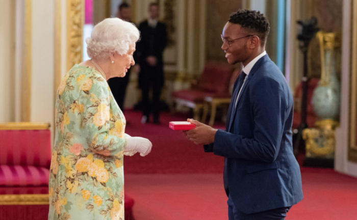 UCT students receive royal recognition from the Queen