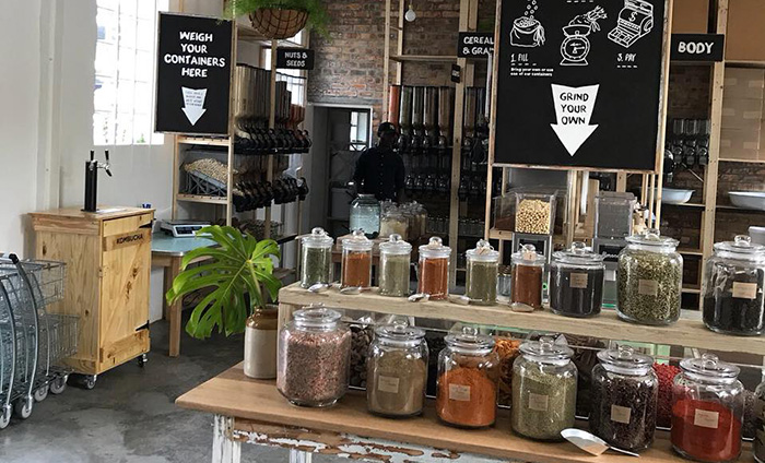 5 plastic-free shops in Cape Town