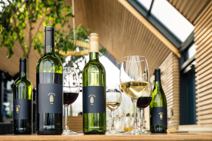 Bosjes Estate launches house wines