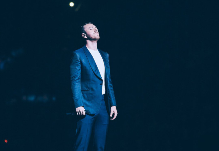 Sam Smith extends tour in Cape Town