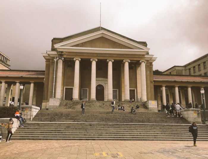 UCT places first in Africa on international ranking