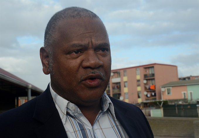 Dan Plato is Cape Town's new mayor
