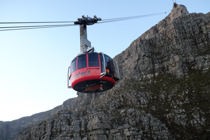 Table Mountain Cableway continues to reduce its carbon footprint