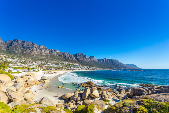Cape Town's landscapes shine worldwide