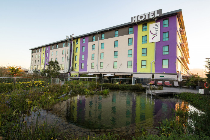 Cape Town hotel one of the greenest in the country