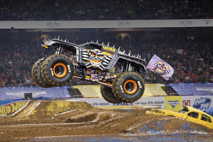 Monster Jam in Cape Town