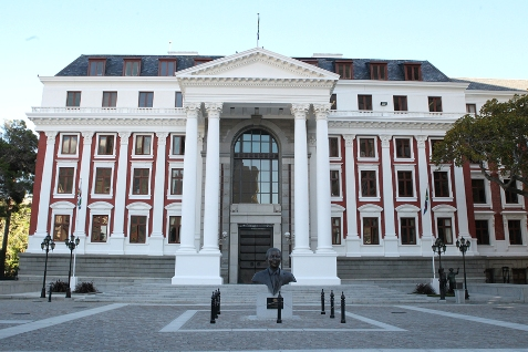 Parliamentary official shoots himself at work