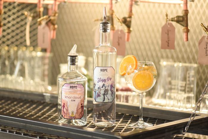 Radisson Red Hotel opens botanical gin blending bar