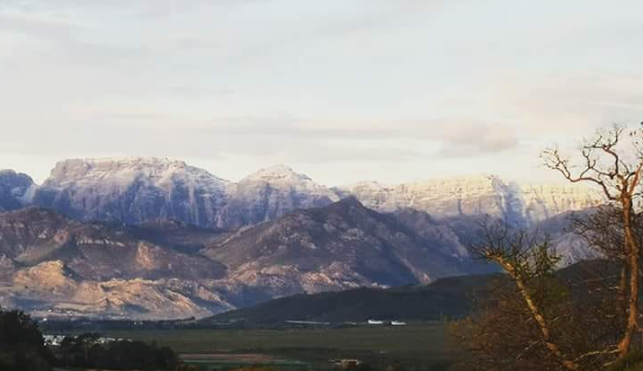 PICTURES: More snowfall in the Western Cape