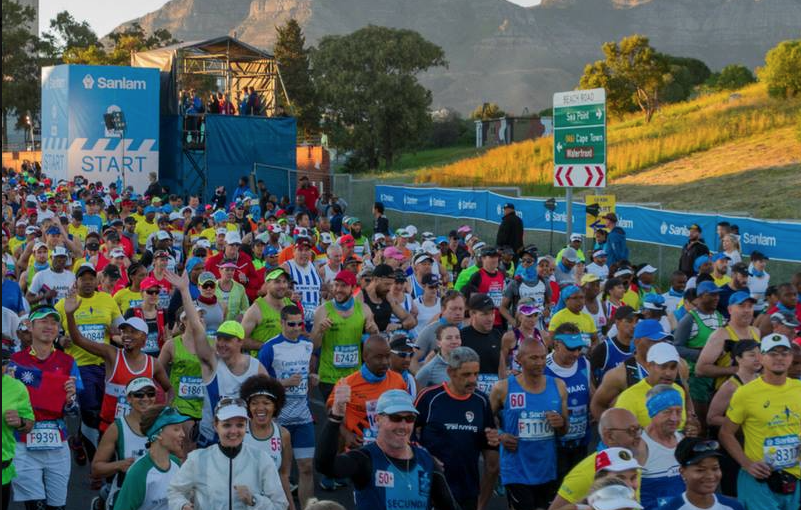 Sanlam Cape Town Marathon road closures