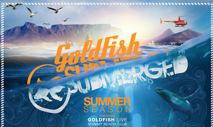 7th Edition of Goldfish Submerged at Shimmy Beach Club