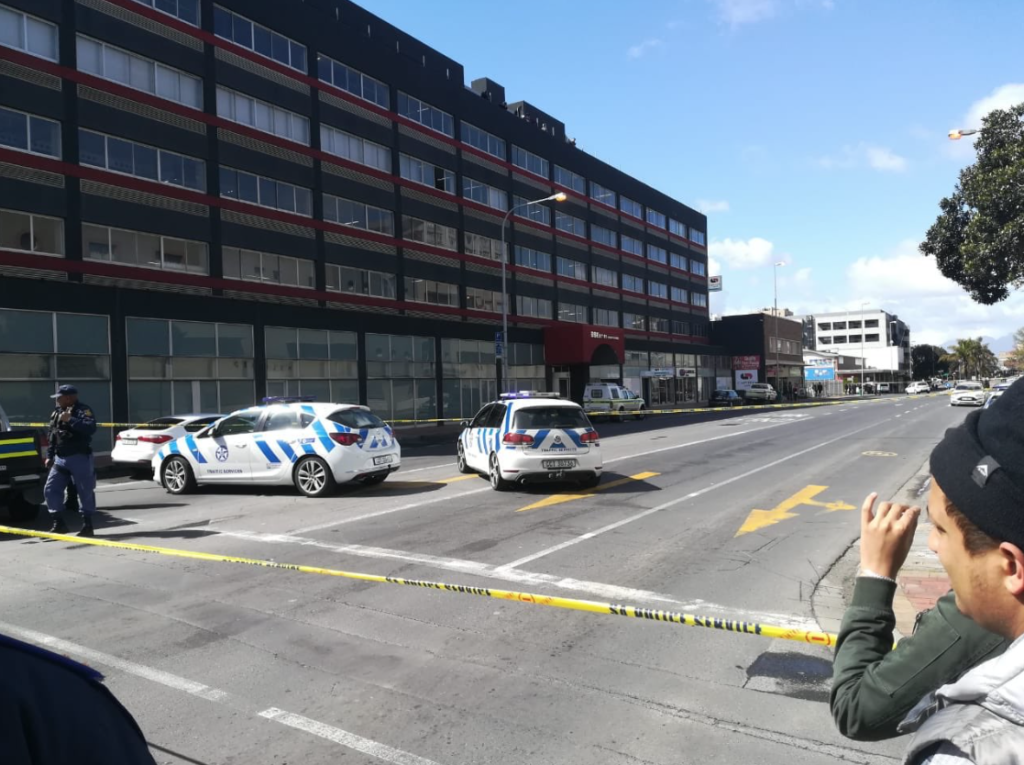 UPDATE: Capitec gunman in custody