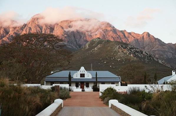 Unique Cape Town heritage