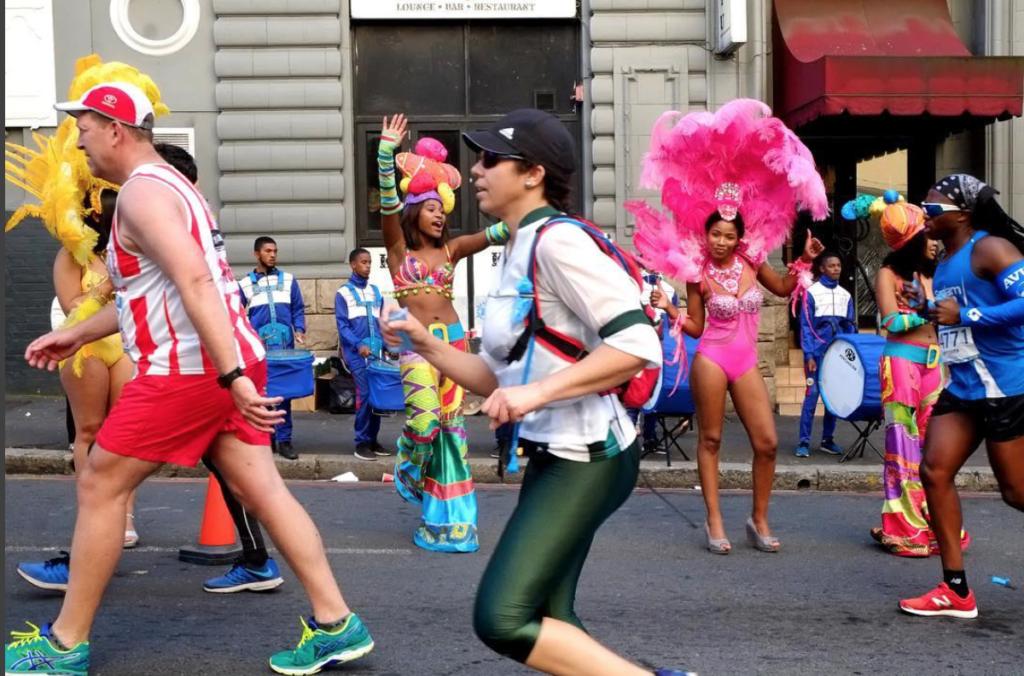 Sanlam Cape Town Marathon gees