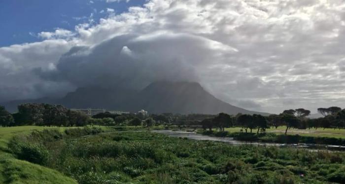 Cape Town dam levels reach 75%