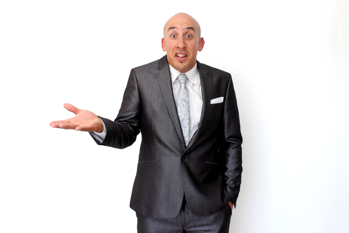 An evening of laughter with Dalin Oliver