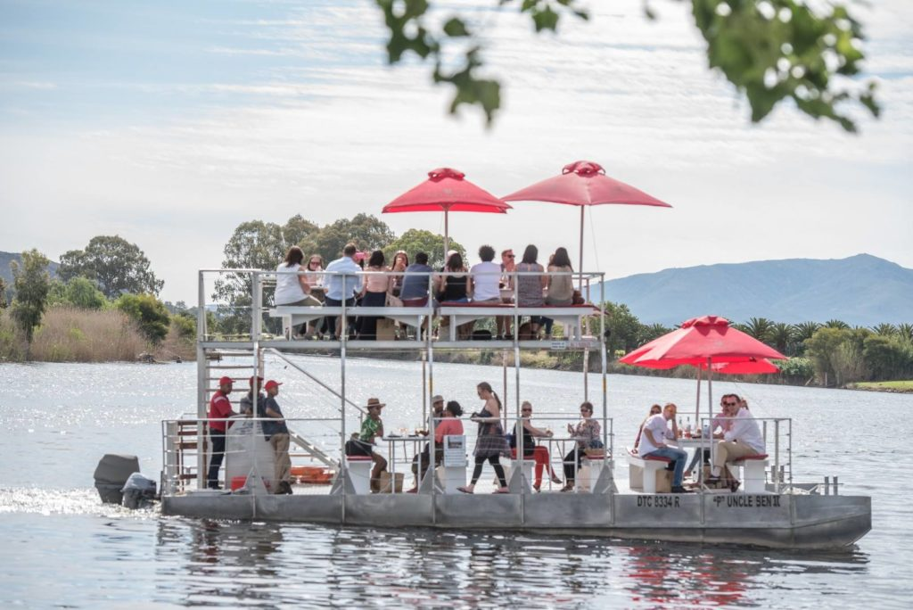 WIN: 2 Weekend passes to Wine on the River (Closed)