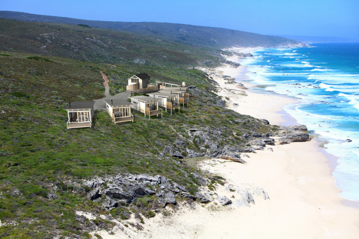 Lavish new beach lodge opens in De Hoop Nature Reserve