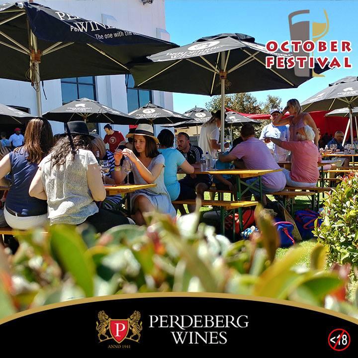 October Festival at Perdeberg Cellar