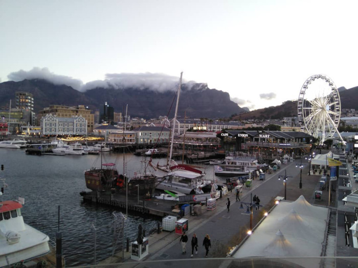 Free movie screenings at the V&A Waterfront