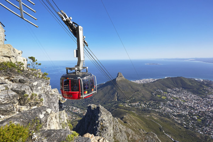 Table Mountain Cableway turns 89