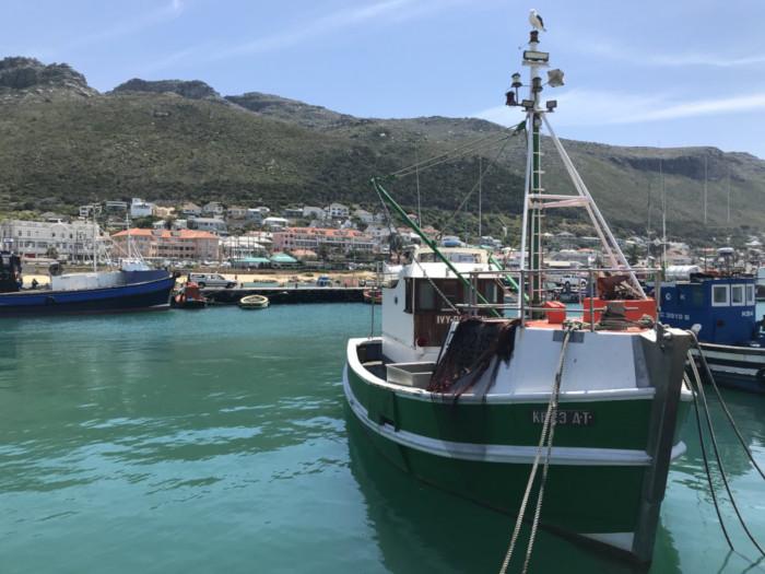Kalk Bay steps officially renamed