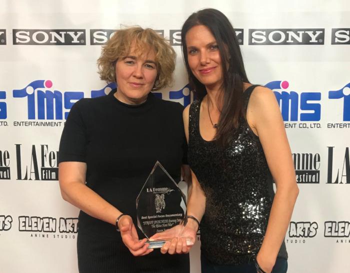 SA rhino documentary wins international awards