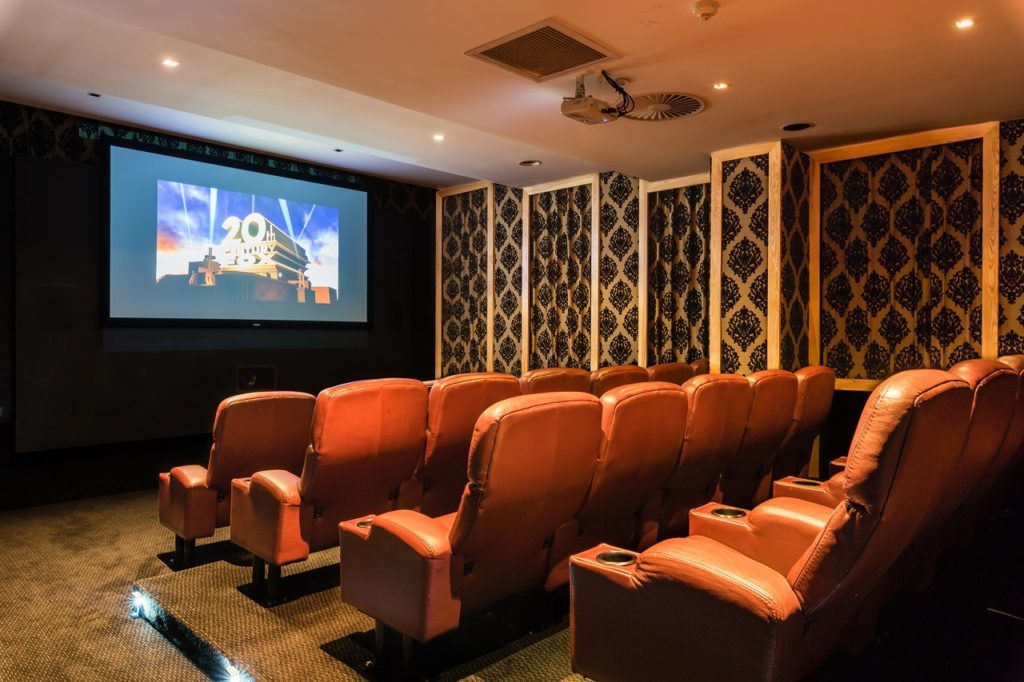 Kids movie mornings at Pepperclub Hotel