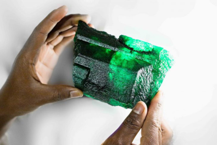 Enormous emerald discovered in Africa