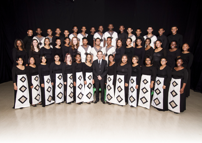 South African choir performs at Norval Foundation