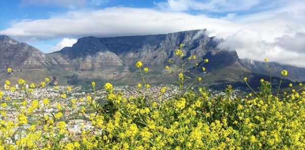 Myths and facts about Table Mountain's tablecloth