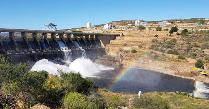 Dam levels increase despite high temperatures