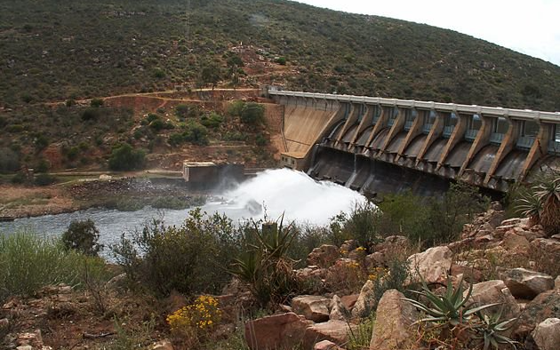Cape Town's bulk water schemes at risk
